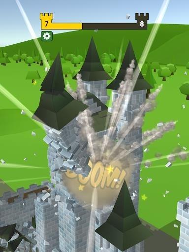 Скриншот Castle Wreck для Андроид