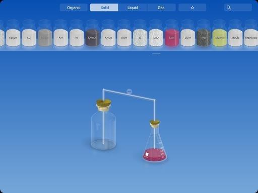 Скриншот Chemist для Андроид