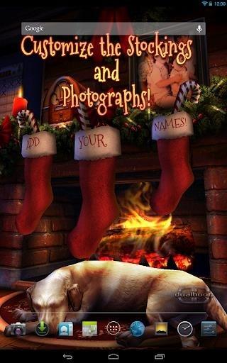 Приложение Christmas HD для Андроид
