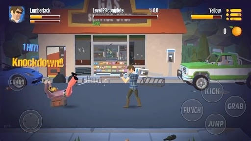 City Fighter vs Street Gang для Android