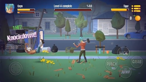 Приложение City Fighter vs Street Gang для Андроид