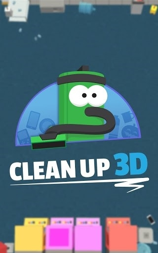 Clean Up 3D для Android