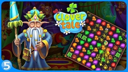 Скриншот Clover Tale для Андроид