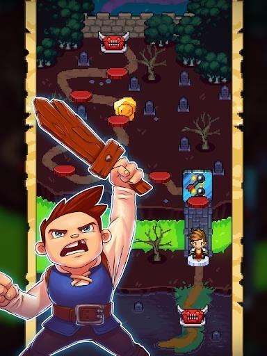 Приложение Dash Quest 2 для Андроид