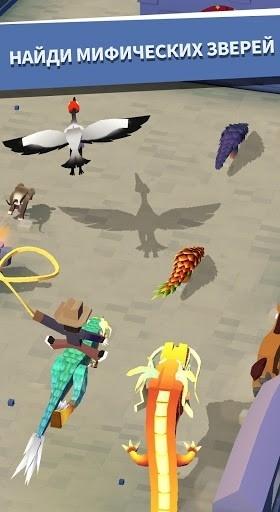 Скриншот Дикое родео: Зоопарк для Андроид