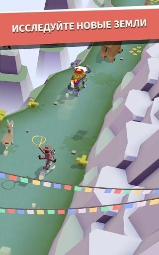 Приложение Дикое родео: Зоопарк для Андроид