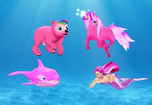 Приложение Dolphin Show для Андроид