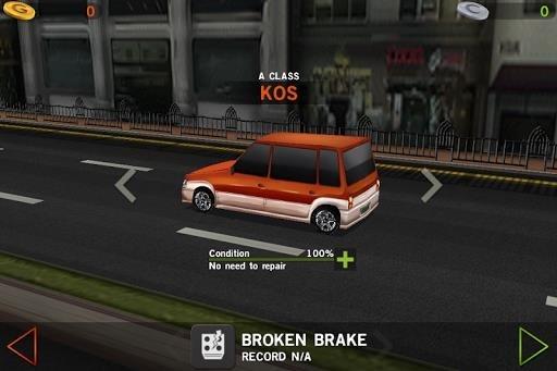 Скриншот Dr. Driving для Андроид