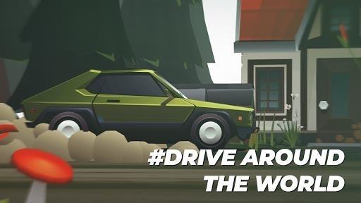 Скриншот #DRIVE для Андроид