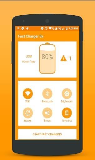 Скриншот DU Battery Saver Pro для Андроид
