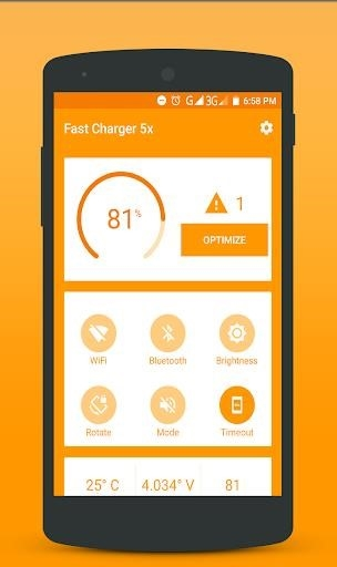 DU Battery Saver Pro для Андроид