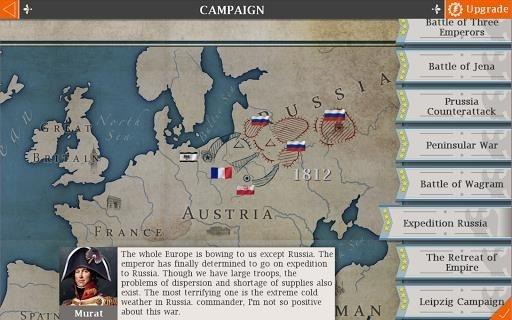 European War 4: Napoleon для Андроид