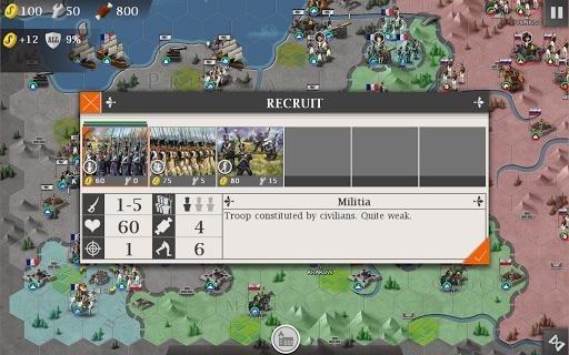 European War 4: Napoleon для Android