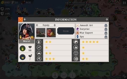 Приложение European War 4: Napoleon для Андроид