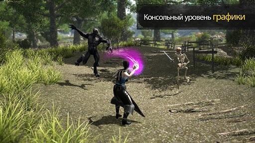 Evil Lands: Online Action RPG для Андроид