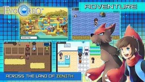 Скриншот EvoCreo для Андроид