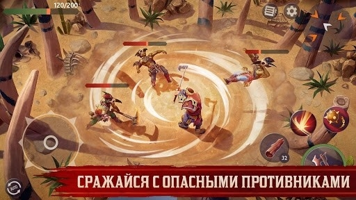 EXILE Survival для Android