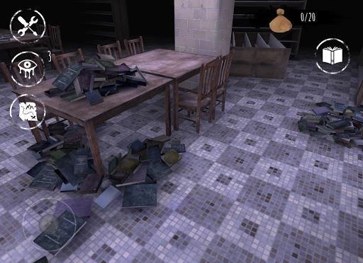 Eyes: Страшная, приключенческая хоррор-игра для Андроид