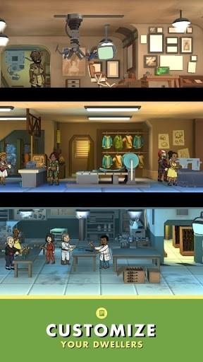 Fallout Shelter для Андроид