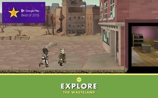 Приложение Fallout Shelter для Андроид