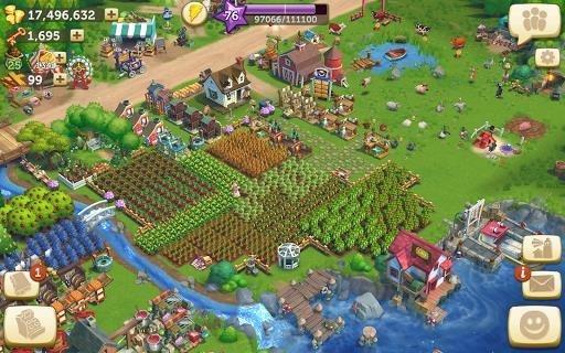 Скриншот FarmVille 2 Cельское уединение для Андроид