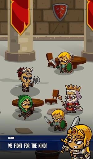 Five Heroes: The King's War для Android