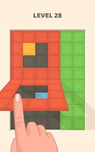 Скриншот Folding Blocks для Андроид