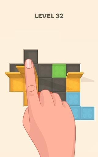 Приложение Folding Blocks для Андроид