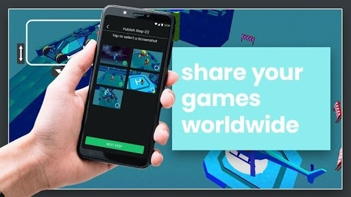 Скриншот FPS Maker 3D для Андроид