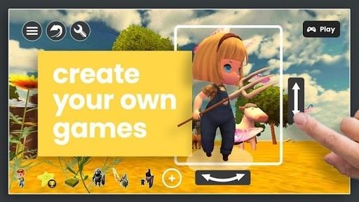 FPS Maker 3D для Андроид