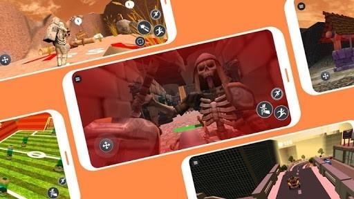 Приложение FPS Maker 3D для Андроид