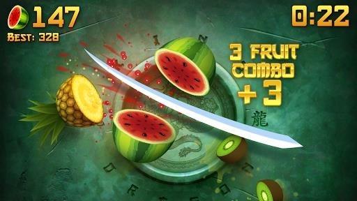 Fruit Ninja для Андроид
