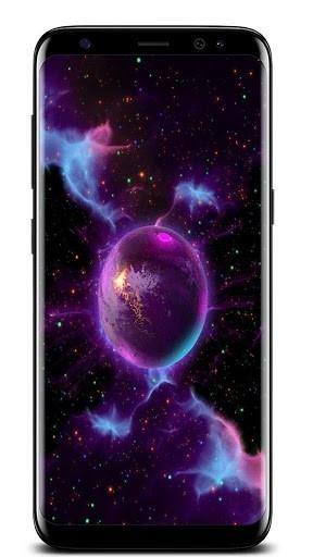 Галактика PRO Живые Обои для Андроид