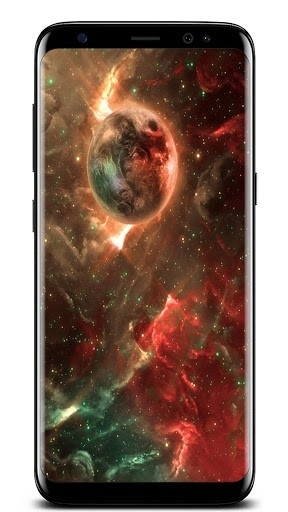 Галактика PRO Живые Обои для Android