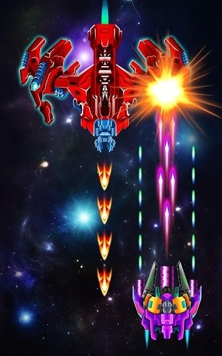 Galaxy Attack: Alien Shooter для Android