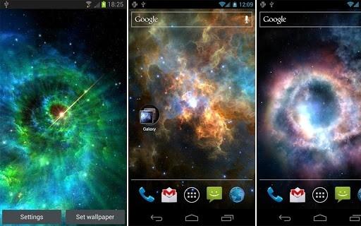 Galaxy Pack для Андроид