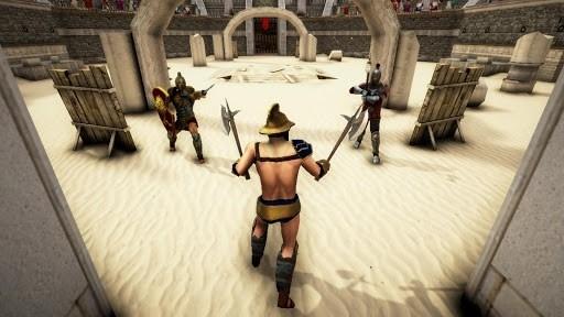 Скриншот Gladiator Glory для Андроид