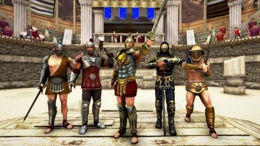 Gladiator Glory для Андроид