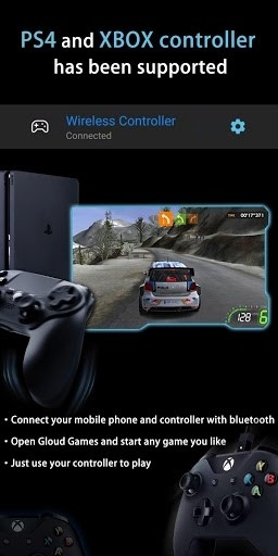 Gloud Games для Android