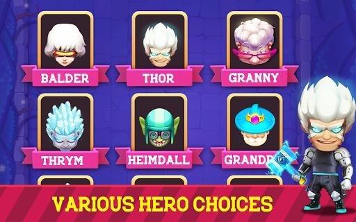 Granny Legend для Android