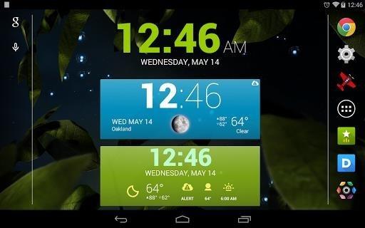 HD Виджеты для Android