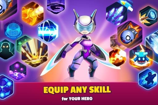 Heroes Strike — Brawl Shooting Multiple Game Modes для Android