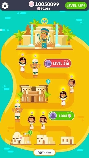 Скриншот Idle Civilization для Андроид