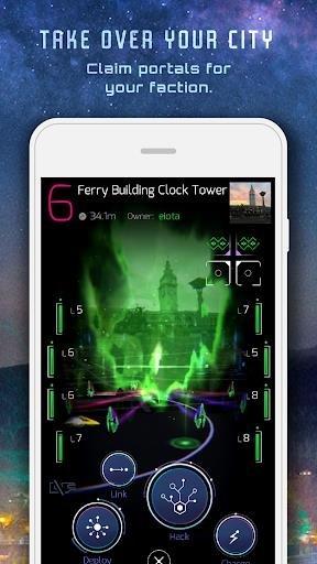 Скриншот Ingress Prime для Андроид