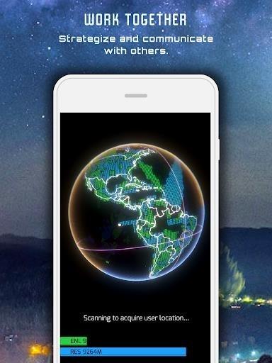 Приложение Ingress Prime для Андроид