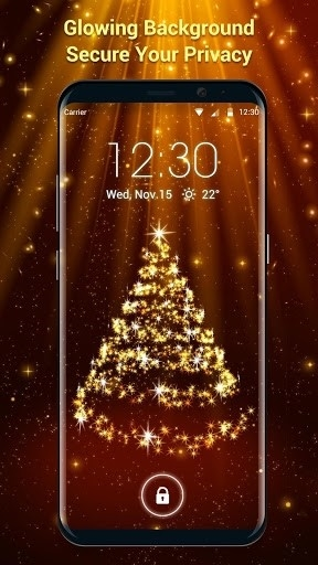 Interactive Christmas 3D HD Live Wallpaper для Андроид