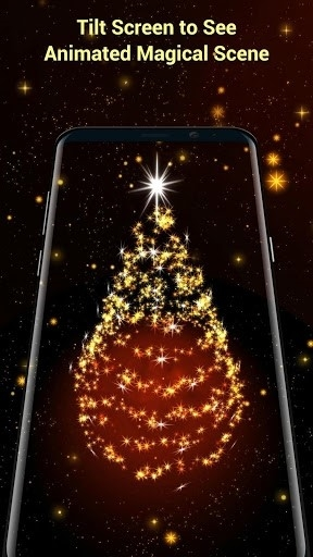Interactive Christmas 3D HD Live Wallpaper для Android