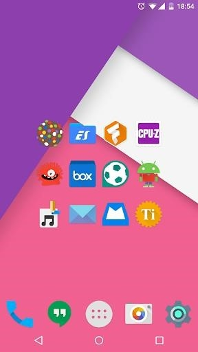 Iride UI — Icon Pack для Android