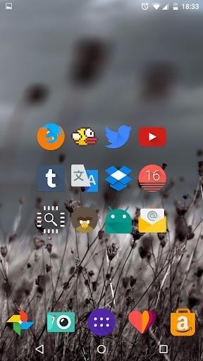 Приложение Iride UI — Icon Pack для Андроид
