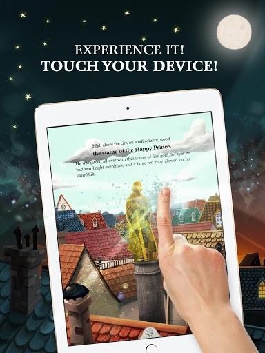 Скриншот iWilde Collection (Immersive Reading Experience) для Андроид